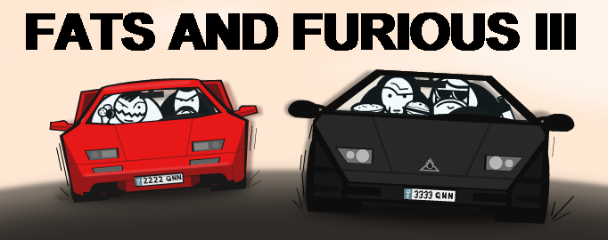 fats and furious 3