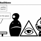 Bob the Beholder - Auditions