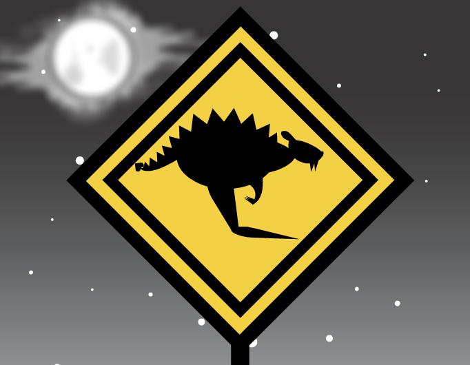 Aussies' - JurassicRoo