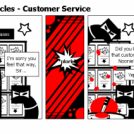 Rental Ninja Chronicles - Customer Service