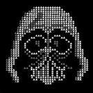 Vader pixels