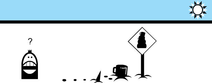 Snowman Crossing?