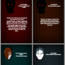 SSGG Villain profiles...