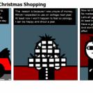 Sonnet:  Last Minute Christmas Shopping