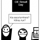 CIE Result Day