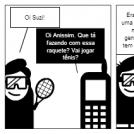 As aventuras do Anissim # Research