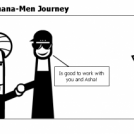 :D One More on Banana-Men Journey