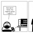 Videogaming in nutshell