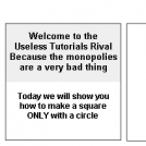 Useless Tutorials Rival