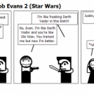 A Day of Work at Bob Evans 2 (Star Wars)