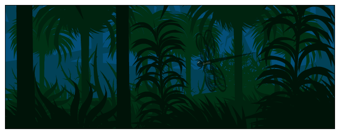 Jungle night