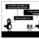 Clóvis, o pombo # 08