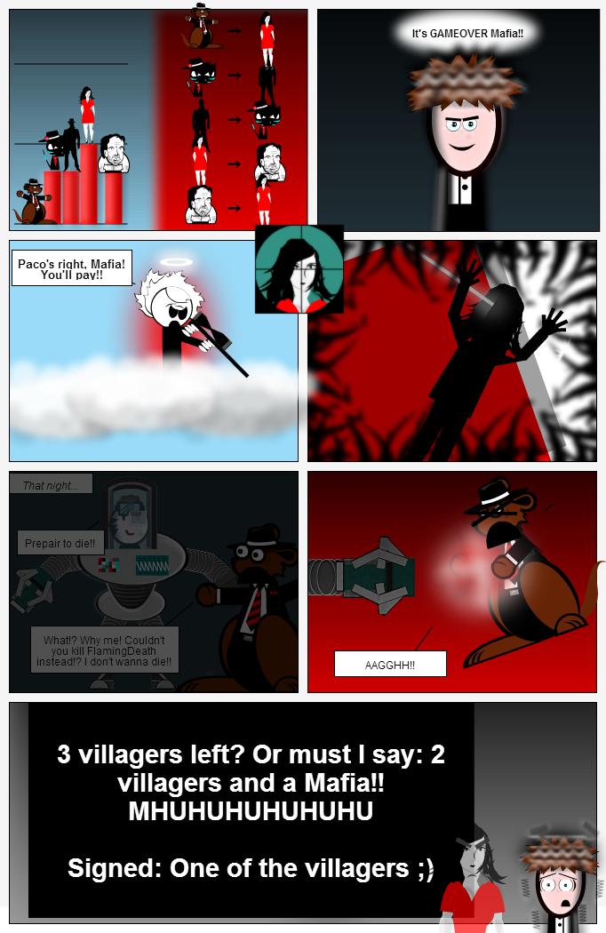MAFIA 2: Voting round 6 (Neo strikes back)