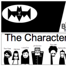 Batman Preview-Characters