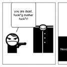 Last action comics