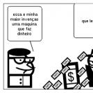 a maquina de fazer dinheiro