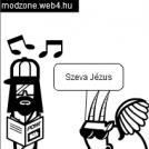 Jesus and Baphomet