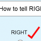 Right and Wrong #1