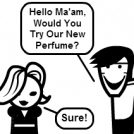 Deadly Perfume.