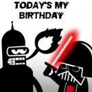 Today's My Birthday !