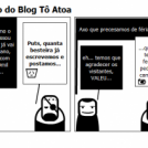 Um ano do Blog Tô Atoa