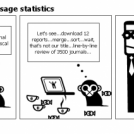 electronic journal usage statistics