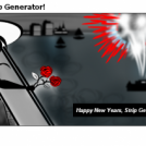 Happy New Year, Strip Generator!