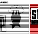 STRIP GLOBAL WARNING