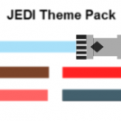 Jedi Theme Pack