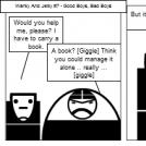 Wanky And Jerky #7 - Good Boys, Bad Boys