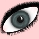 Bored eye...