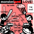 monsterbane 5: monster love!