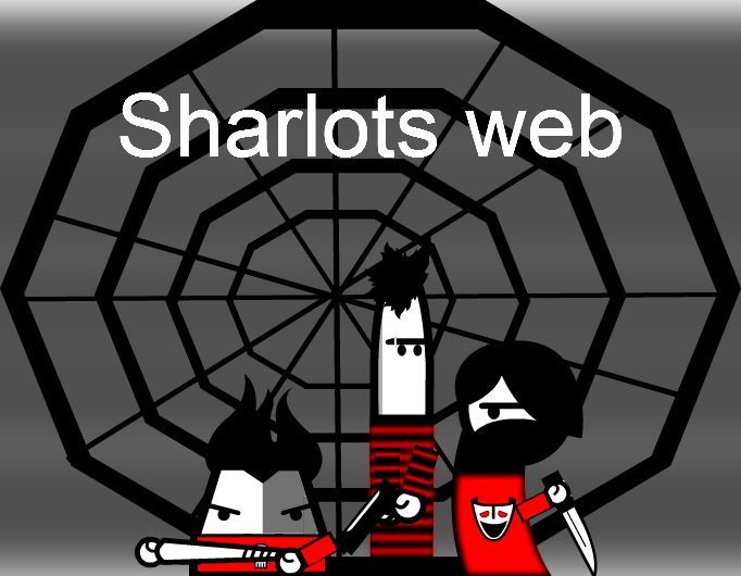 Sharlots web-booklet cover