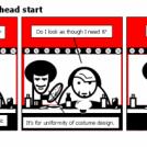 Bill the Klingon - A head start