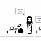 Vc aceita jesus?