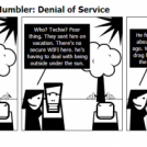 The Tech Support Mumbler: Denial of Service