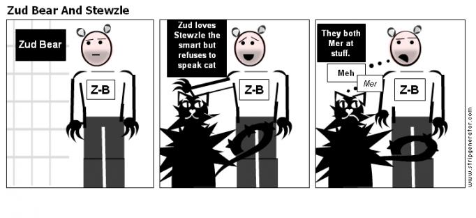 Zud Bear And Stewzle