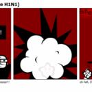 maten al H1N1 (kill the H1N1)