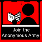 Join the Anonymous Army!