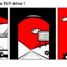 For a friend .... a famous TGV driver !