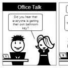 Office Talk - Keys for Everyone