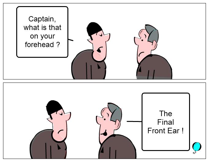 Star Trek Joke