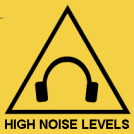 High Noise Levels