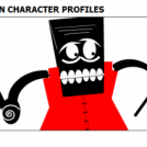 BONER AND PUNKIN CHARACTER PROFILES