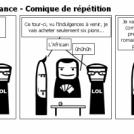 L'Âge de la Renaissance - Comique de répétition