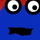 COOKIE MONSTER NIGHTMARE !