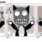 D'après l'Œuvre de Spunkn