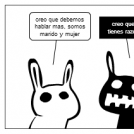 filosofia conejo, amor