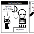 Void Creature Realm 3