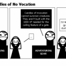 Economicon 5: Candles of No Vocation